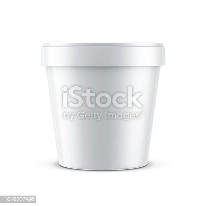 istock Ice Cream Packaging Mockup 1016707498
