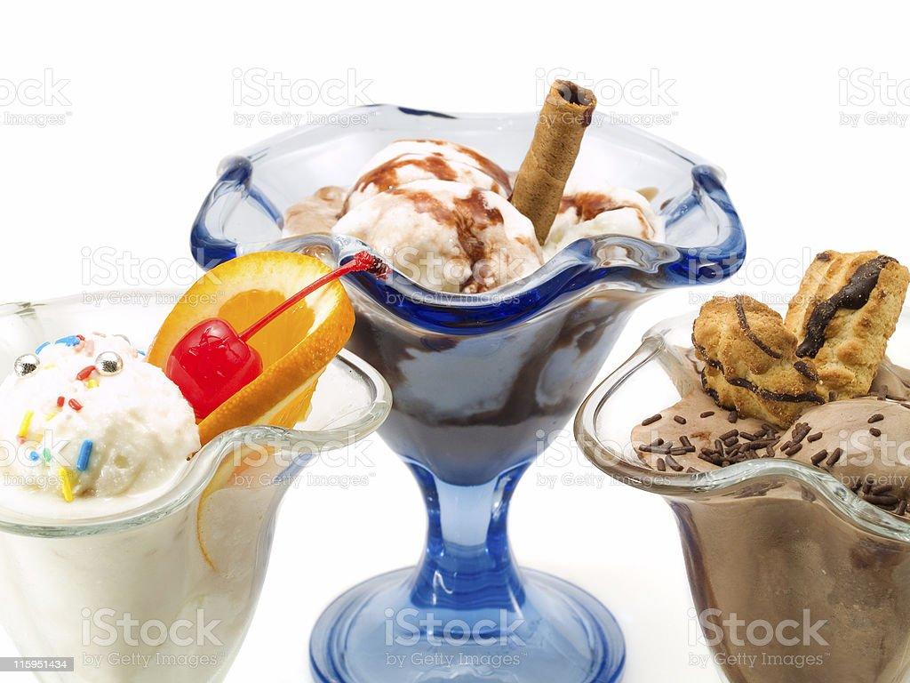 Ice Cream royalty-free stock photo