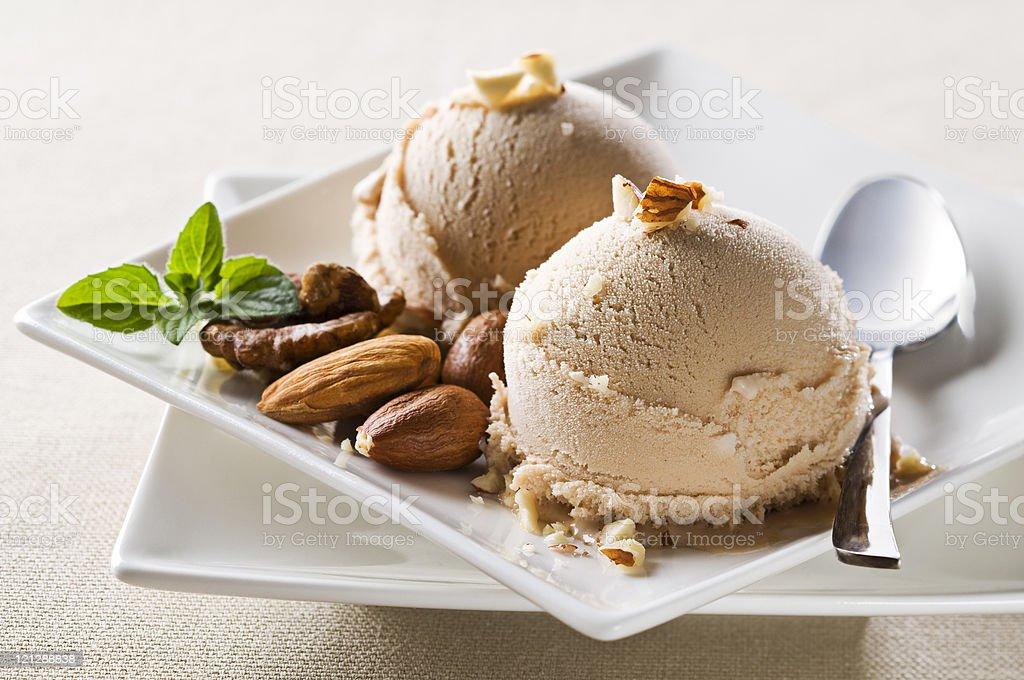 Ice gelato - Foto stock royalty-free di Cibi surgelati