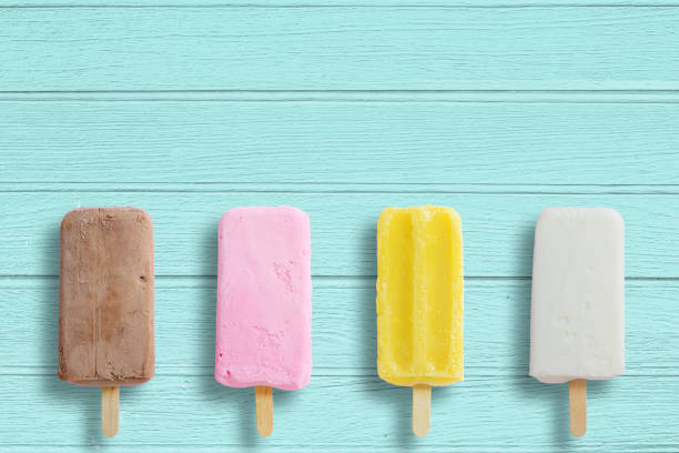 ice cream - summer stock pictures, royalty-free photos & images