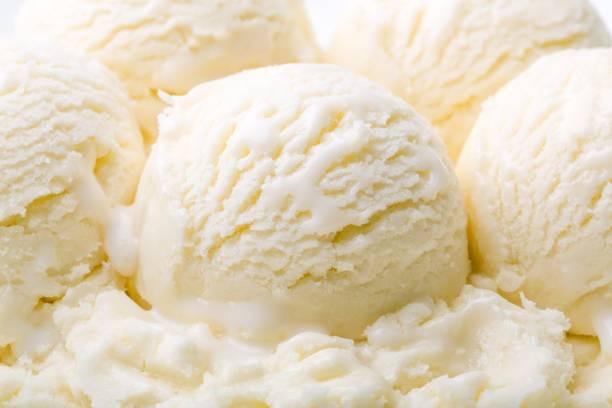 Ice cream. stock photo