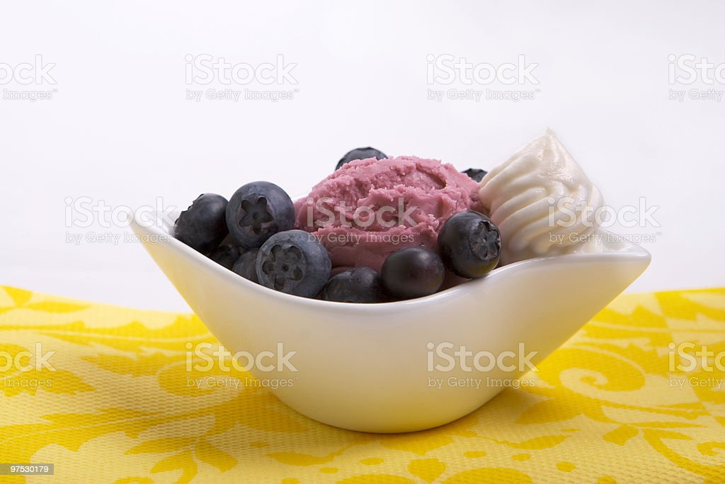 Ice cream royalty-free stock photo