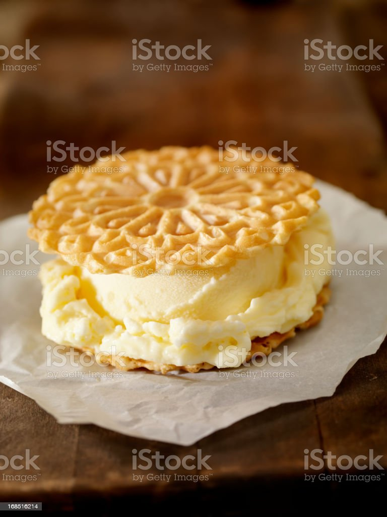 Ice Cream Sandwiches royalty-free stock photo