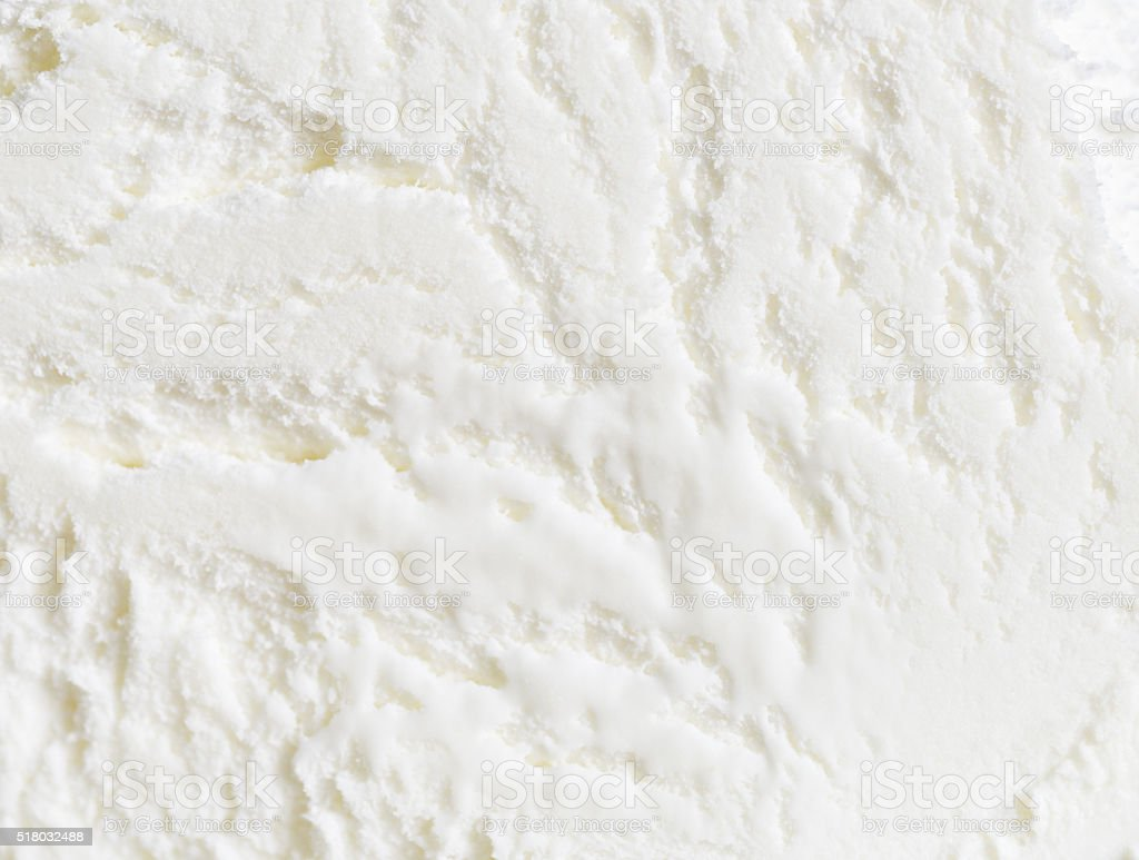 Ice Cream Texture Stock Photo & More Pictures of ...