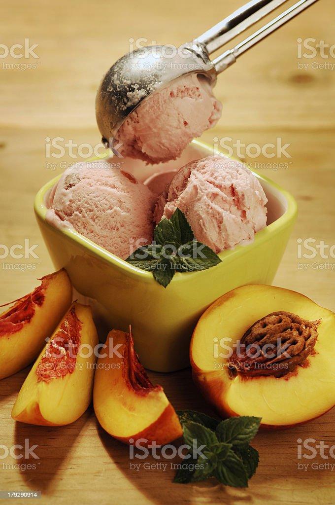 ice creme royalty-free stock photo