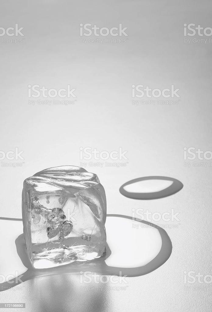 Ice Cube royalty-free stock photo