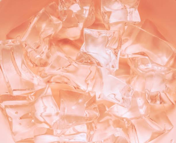 Eiswürfel Hintergrund – Foto