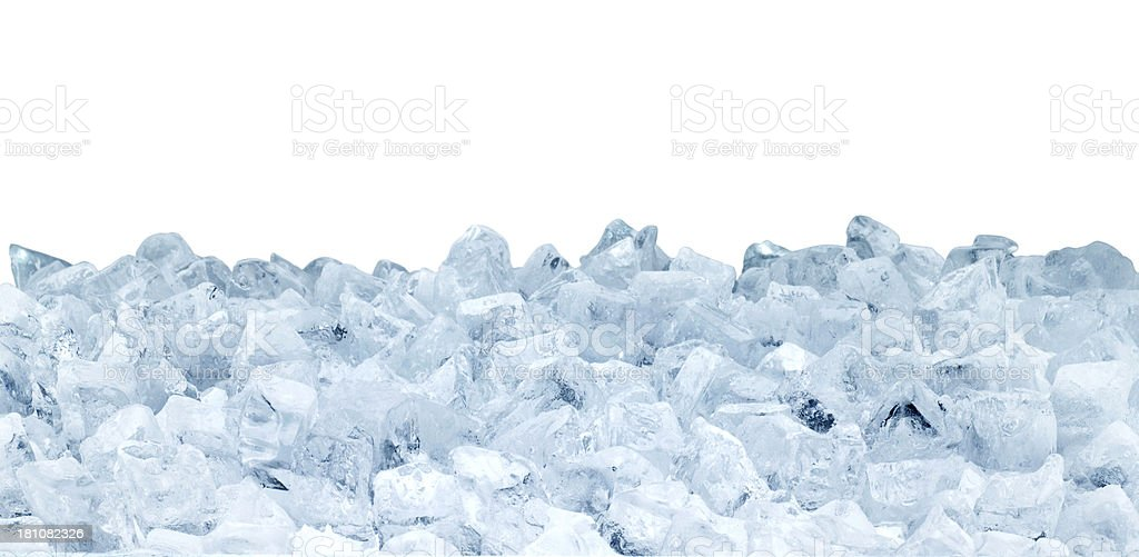 Ice Cubes (Click for more) stock photo