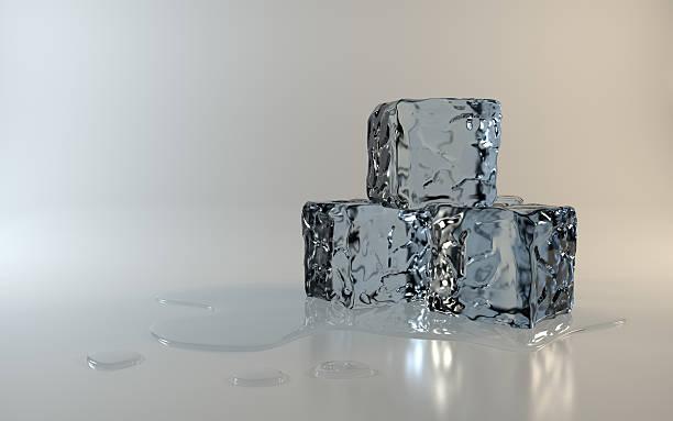 cubes de glace - Photo