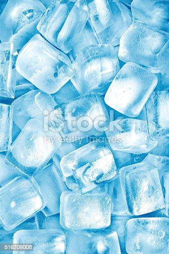 istock Ice cubes 516209008