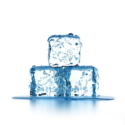 Ice Cubes Stock Photo - Download Image Now