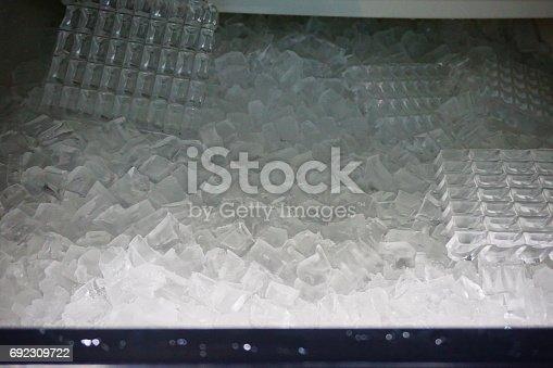 istock Ice cubes 692309722