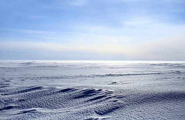 ice 砂漠 - ツンドラ ストックフォトと画像