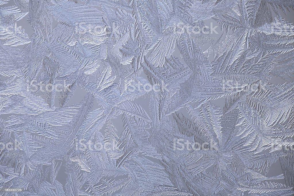 Ice design stock photo