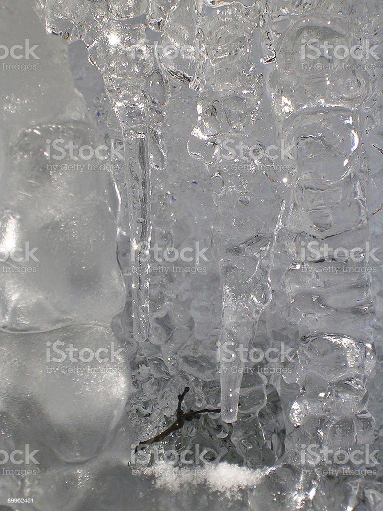 Ice Dreams royalty-free stock photo
