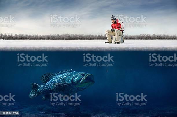 Photo of Ice fishing