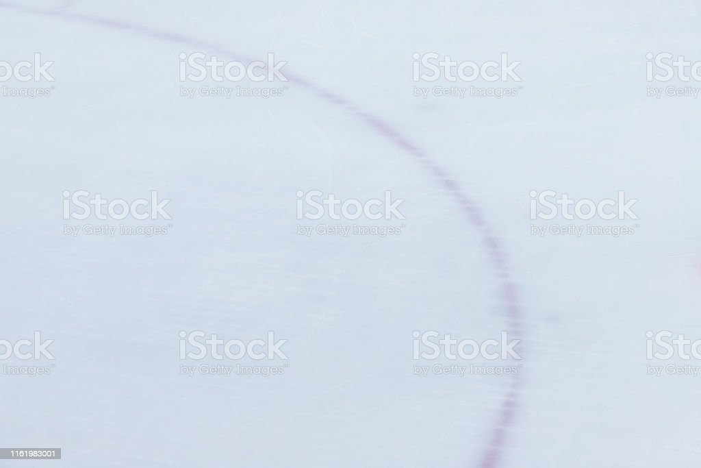 ice hockey floor background and texture in winter time, ice rink...