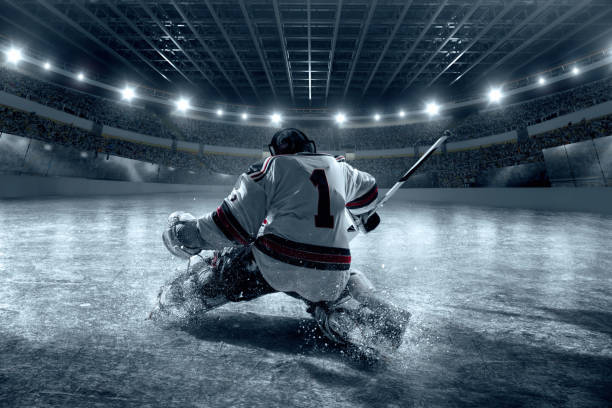 Dauer Eishockey