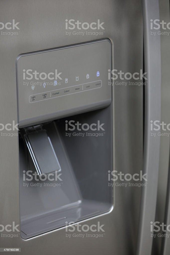 Ice Maker stock photo
