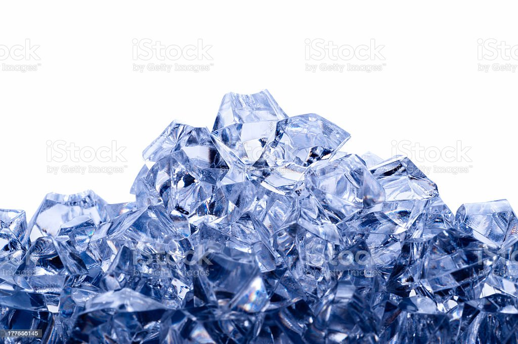 Ice mountain royalty-free stock photo