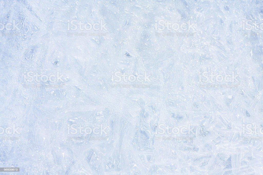 ice pattern background royalty-free stock photo