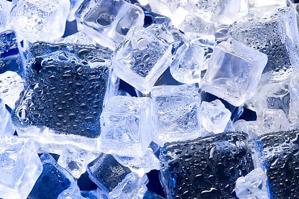 Ice - foto de stock