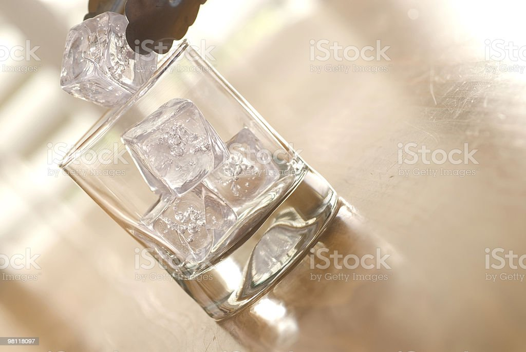 Ice royalty-free stock photo