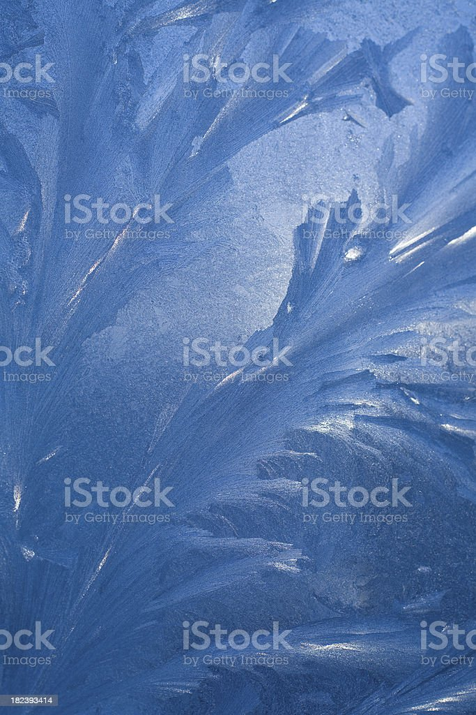 Ice picture royalty-free stock photo