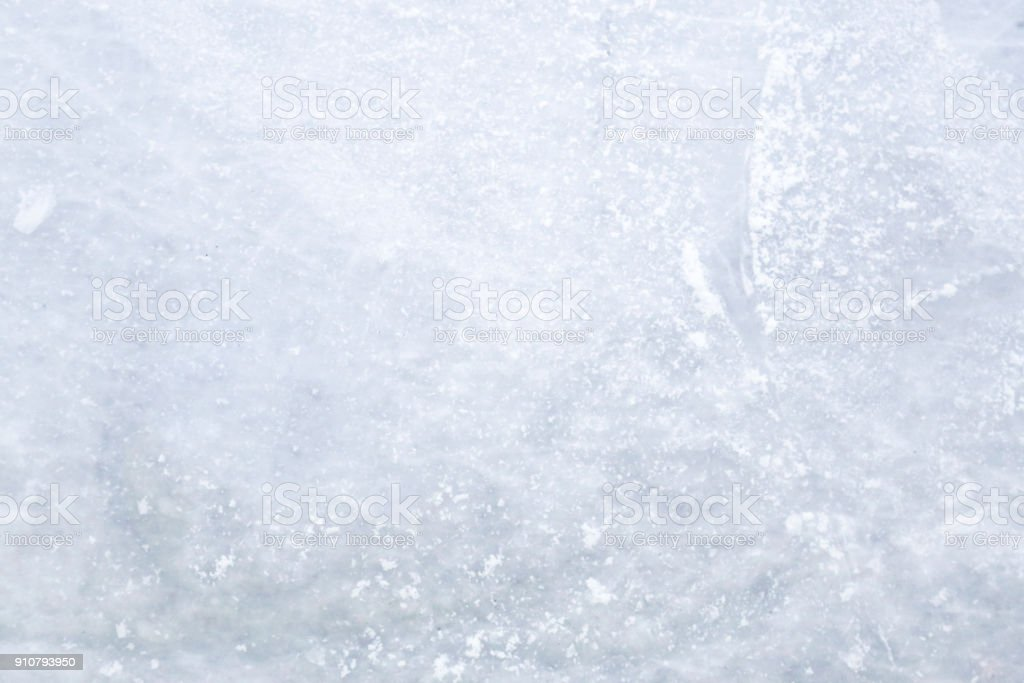 Ice rink stock photo