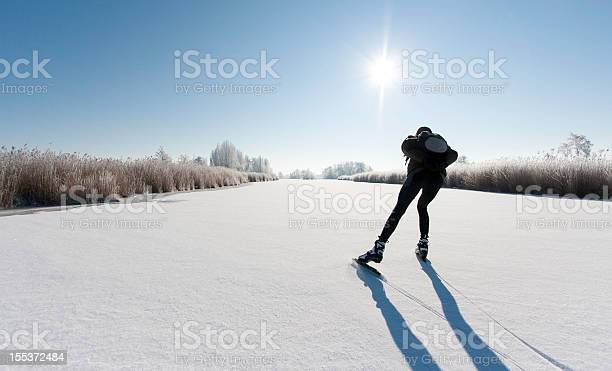 Photo of ice skating