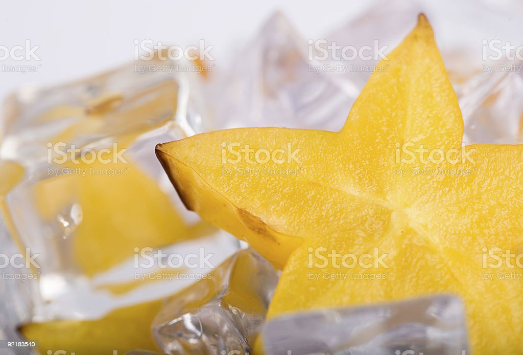 Ice Stars royalty-free stock photo