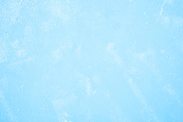 ice surface as a winter background - low contrast stock pictures, royalty-free photos & images