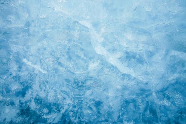 アイスランドの洞窟の氷壁氷 (ヴァトナヨークトル) - アイスクライミング ストックフォトと画像