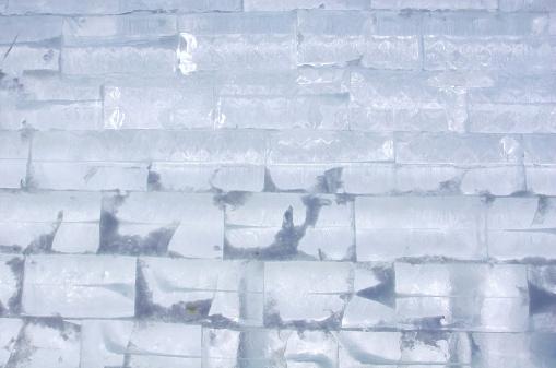 istock Ice wall 526877837