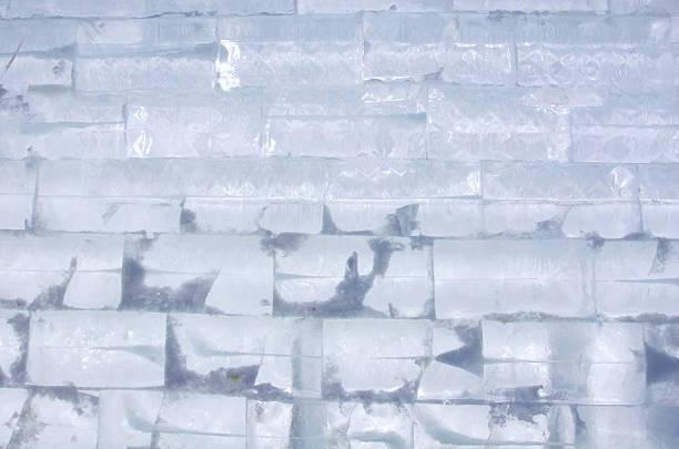Ice-Wand – Foto