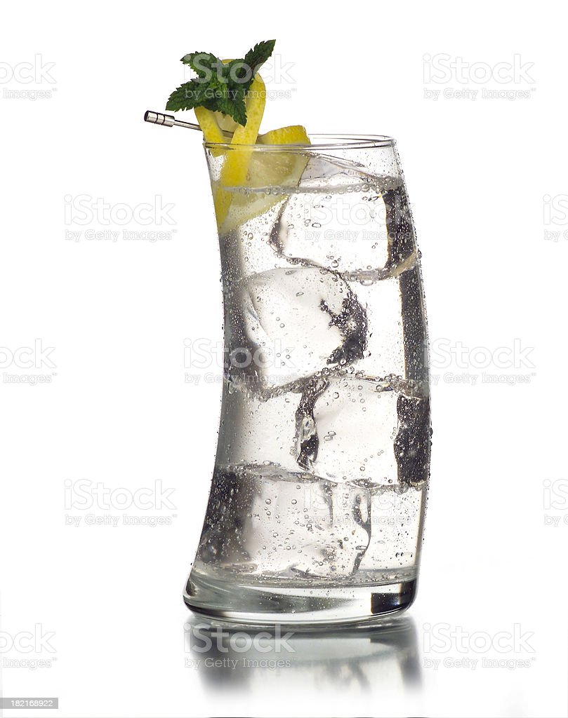 Ice Water royalty-free stock photo