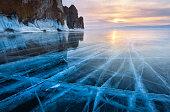 Olkhon Island, Lake Baikal, Siberia, Russia