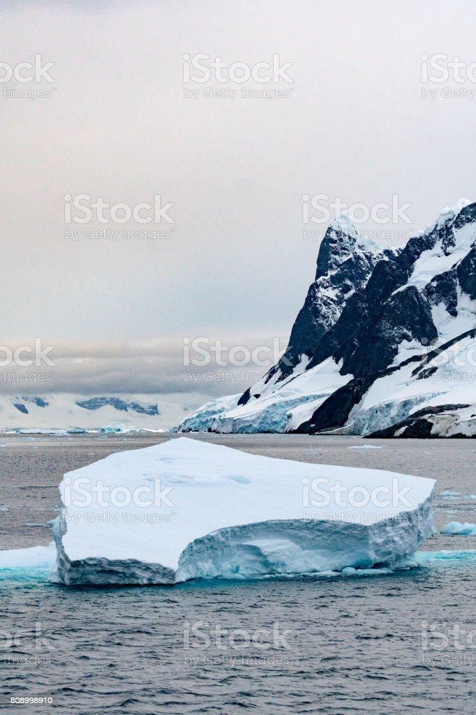 Eisberg-Nachmittag – Foto