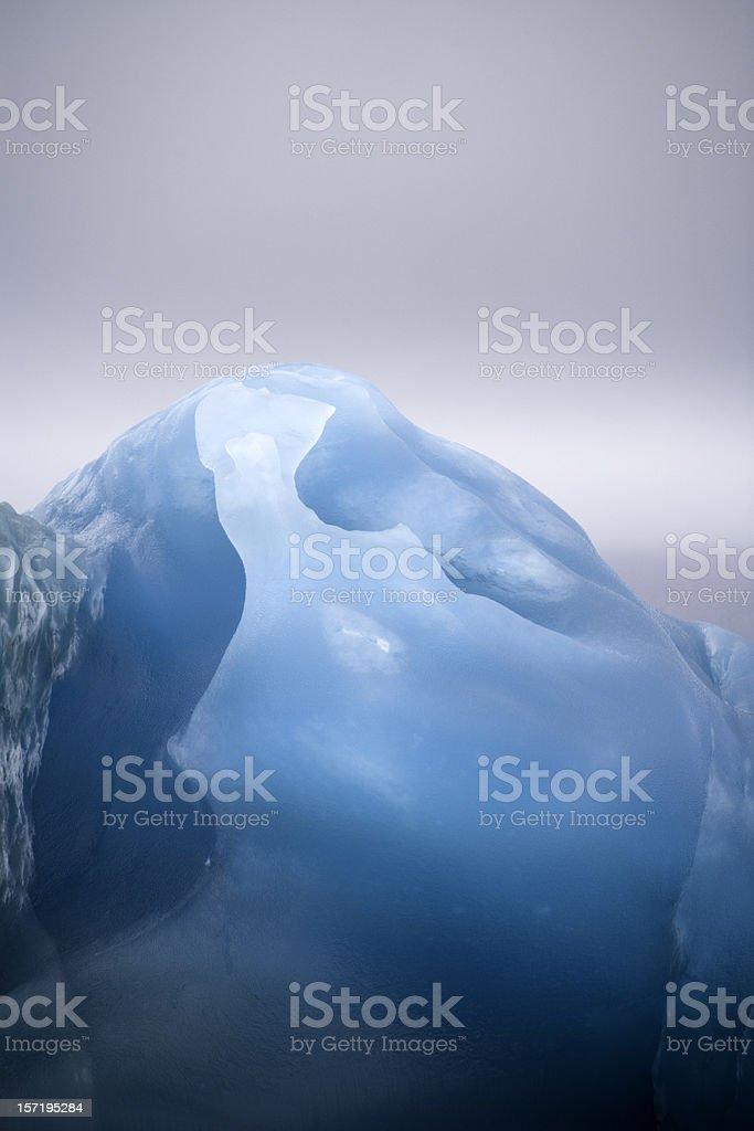 Iceberg Antarctica royalty-free stock photo
