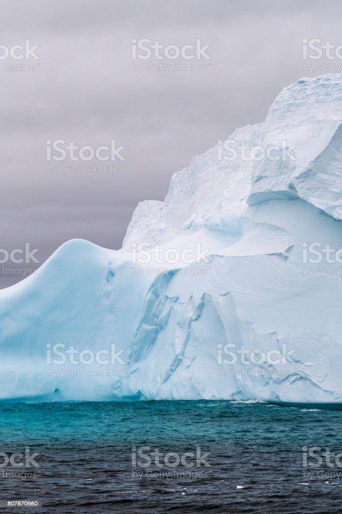 Eisberg-Schönheit – Foto