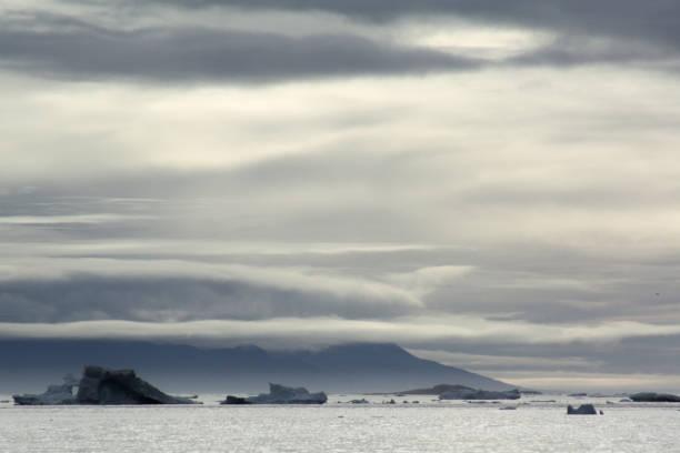 Iceberg, Greenland stock photo