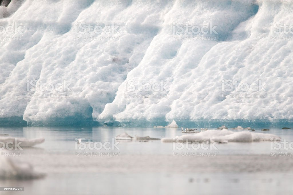 Iceberg in Iceland. foto stock royalty-free