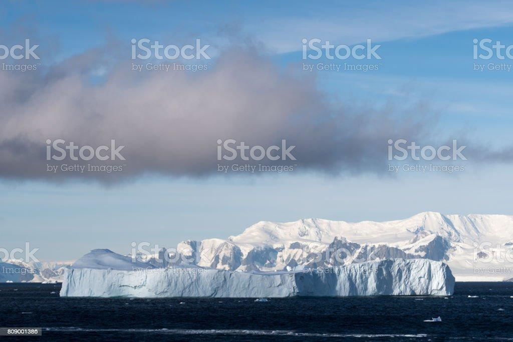 Großen Eisberg – Foto