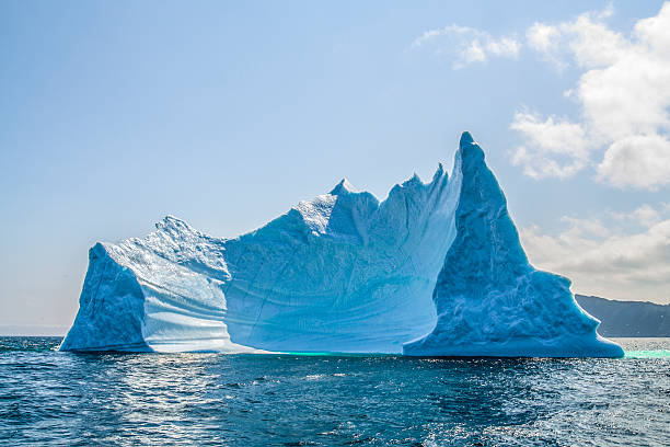 Iceberg, Newfoundland, Trinity Bay, Canada