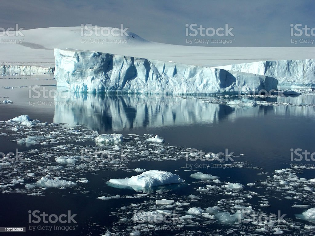 Iceberg - Royalty-free Antarctic Peninsula Stock Photo