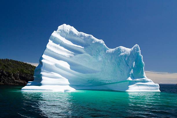 Iceberg, Trinity Bay, Newfoundland, Canada