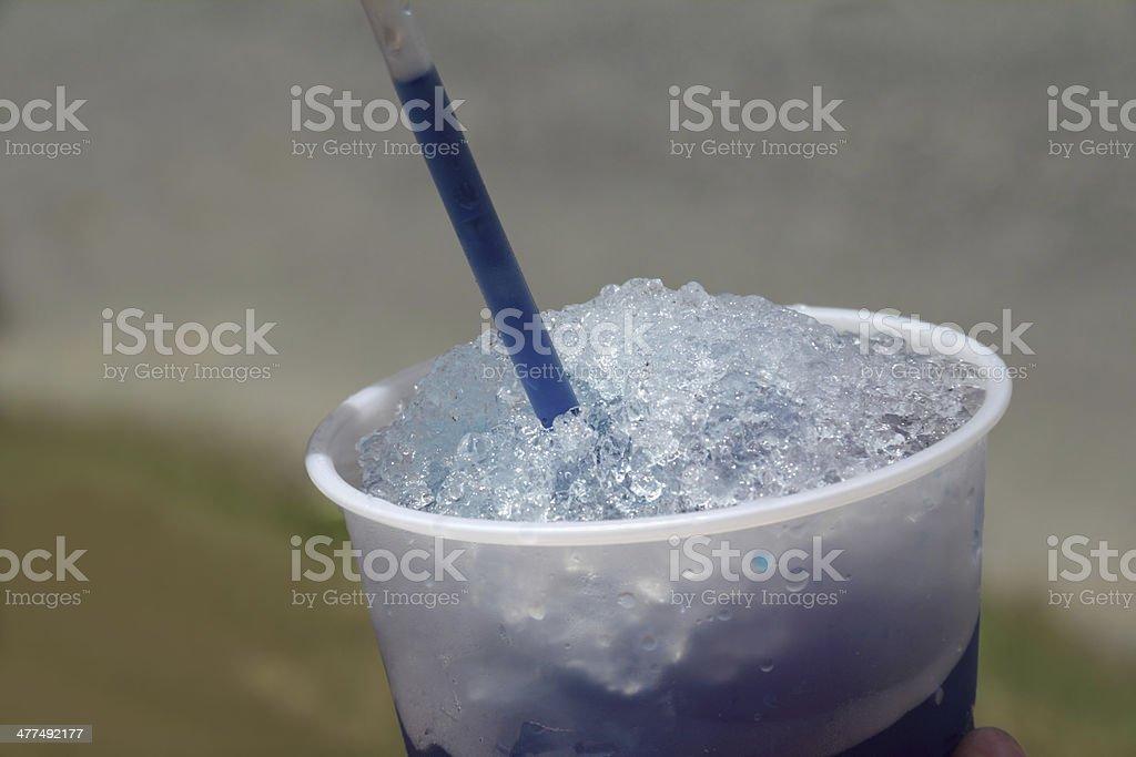 icecone drink stock photo