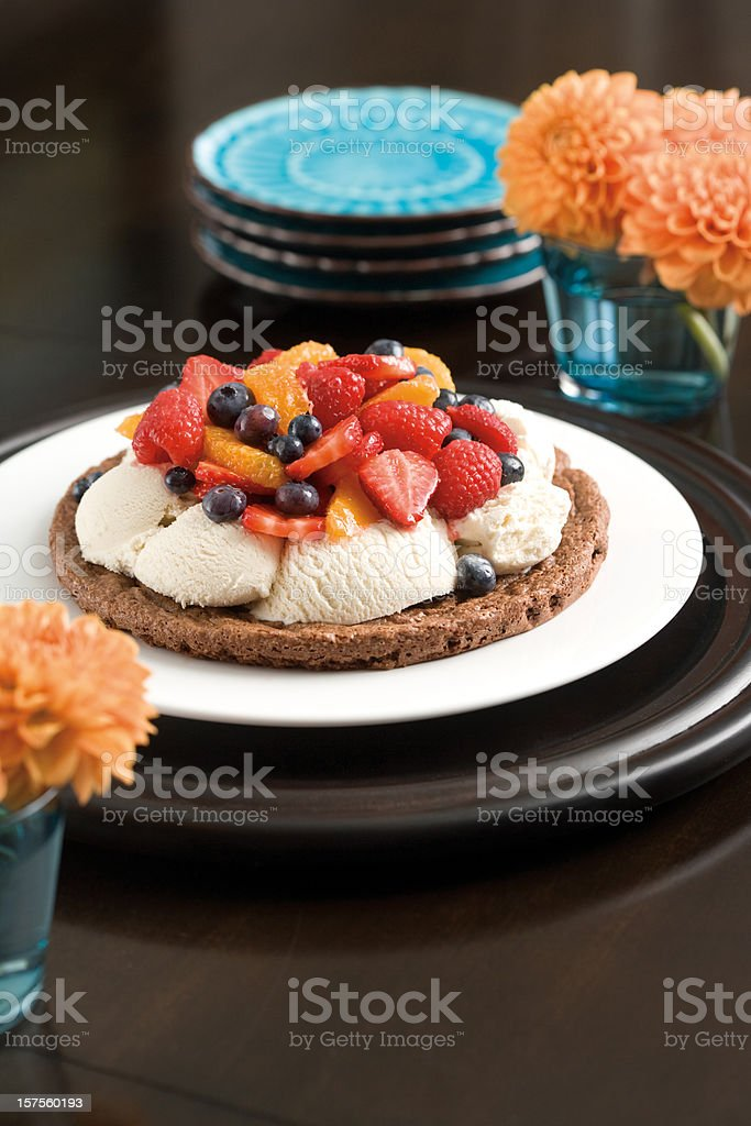 Icecream Cake royalty-free stock photo