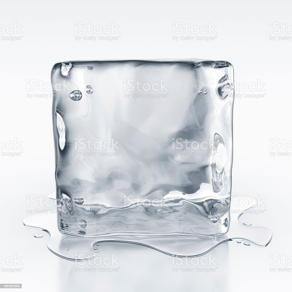 icecube royalty-free stock photo