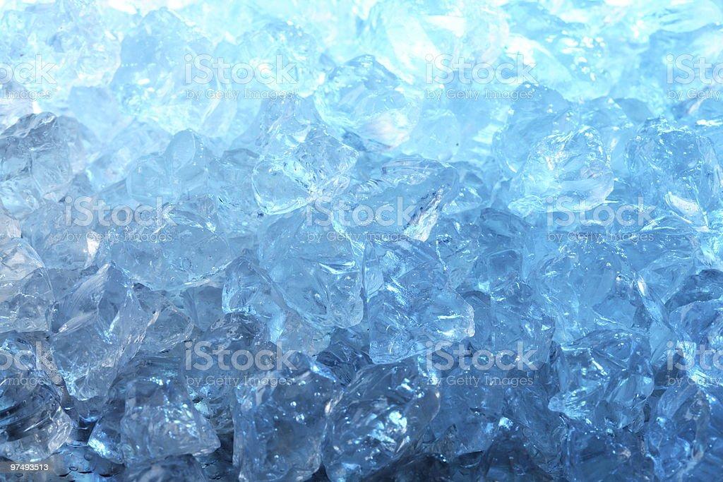 icecubes royalty-free stock photo